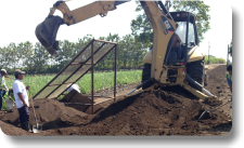 soil stabilzation The soil stabilization crews at kuesel benefit from years of training & experience  and possesses the specific chemical knowledge to create an ideal product.