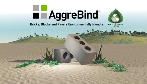 Protocol for Brick Block Paver Making with AggreBind