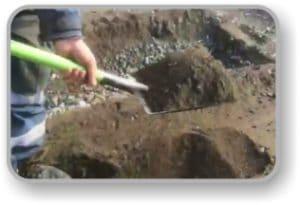 Soil type for soil stabilization