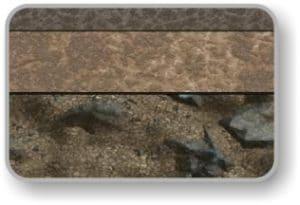 Base layer soil stabilization