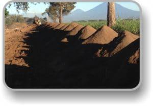 soil needed for soil stabilization